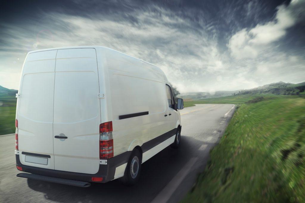 Transporter Überführung