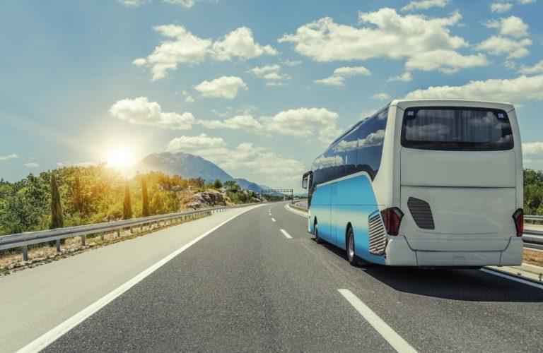 Bus Überführung