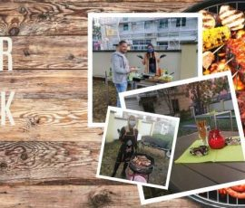 Unser Afterwork Grillevent im September
