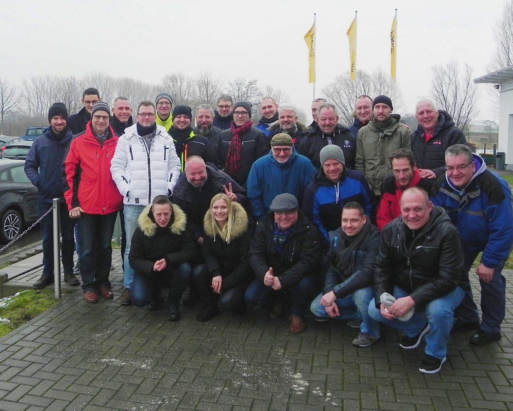 Gruppenfoto ADAC Fahrsicherheitstraining 2019_2