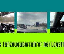 Ein Tag als Fahrzeugüberführer